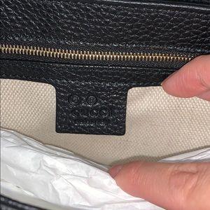Gucci Bags - Gucci Soho Shoulder Bag